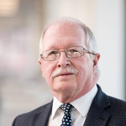Professor Stephen Fallows Staff photo