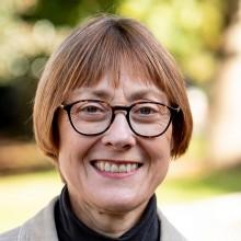 Professor Elaine Graham profile photo