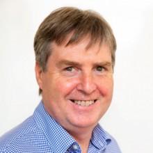 Professor John Counsell Staff photo