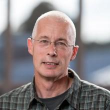 Senior Lecturer Peter Cox