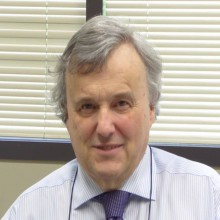 Visiting Professor Clifford Jones