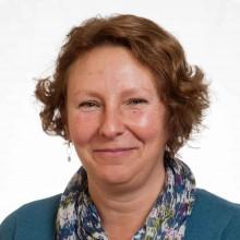 Helen Clayfield staff photo
