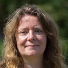 Dr Lottie Hosie staff photo