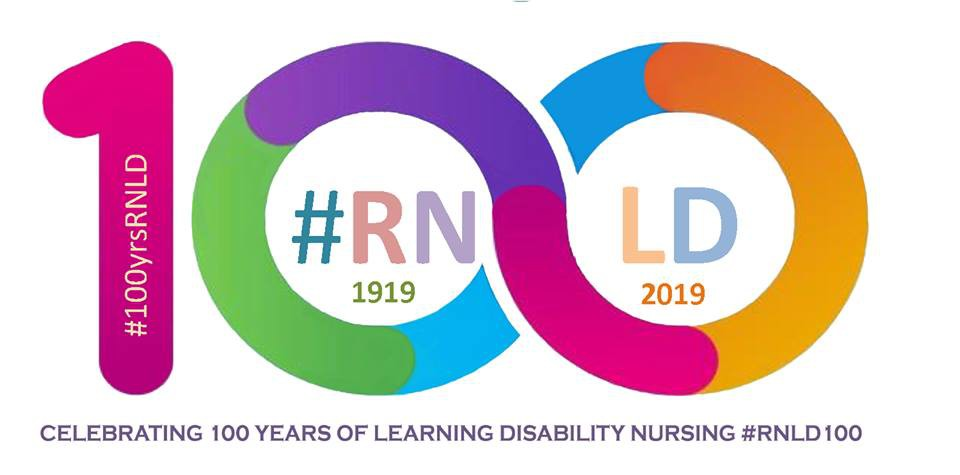 100-year anniversary of the registration of Learning Disability Nurses