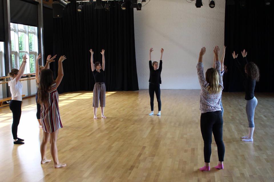 Prospective students take part in interactive workshops at Kingsway Campus