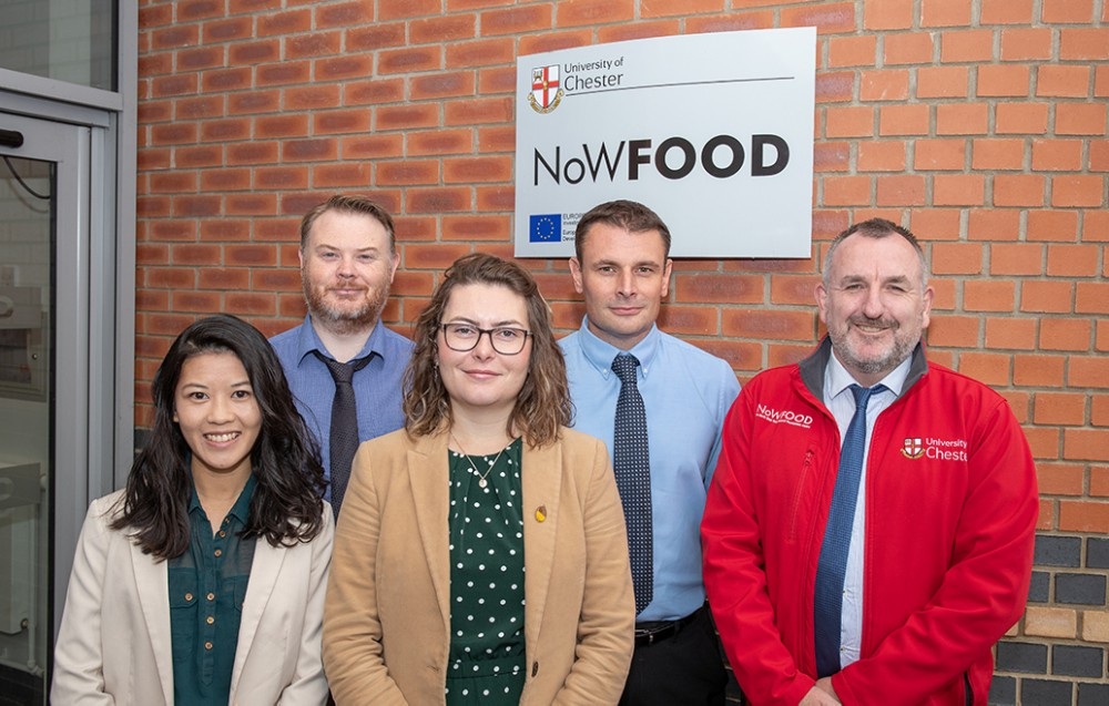 NowFood Team Photo