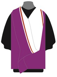 Graduation Academic Dress Bachelor of Divinity