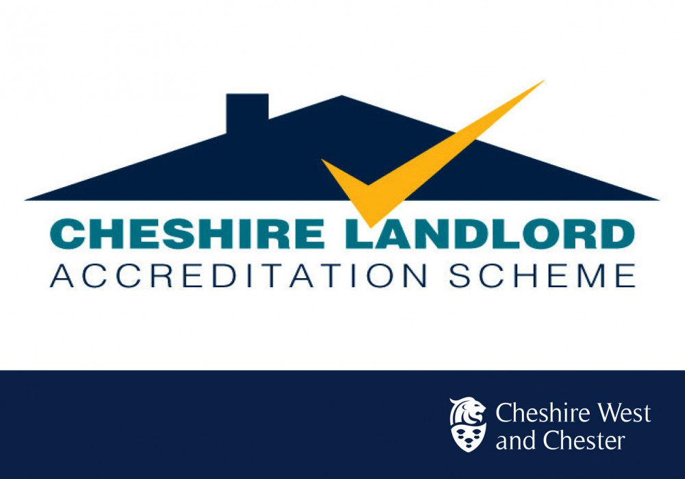 Cheshire Landlord Accreditation Scheme Logo