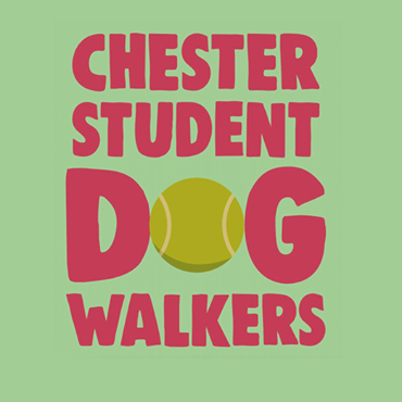 Chester Student Dog Walkers logo