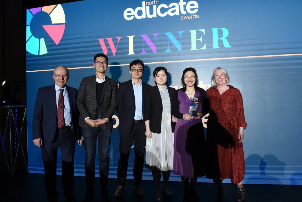 Educate north 2019 award winners
