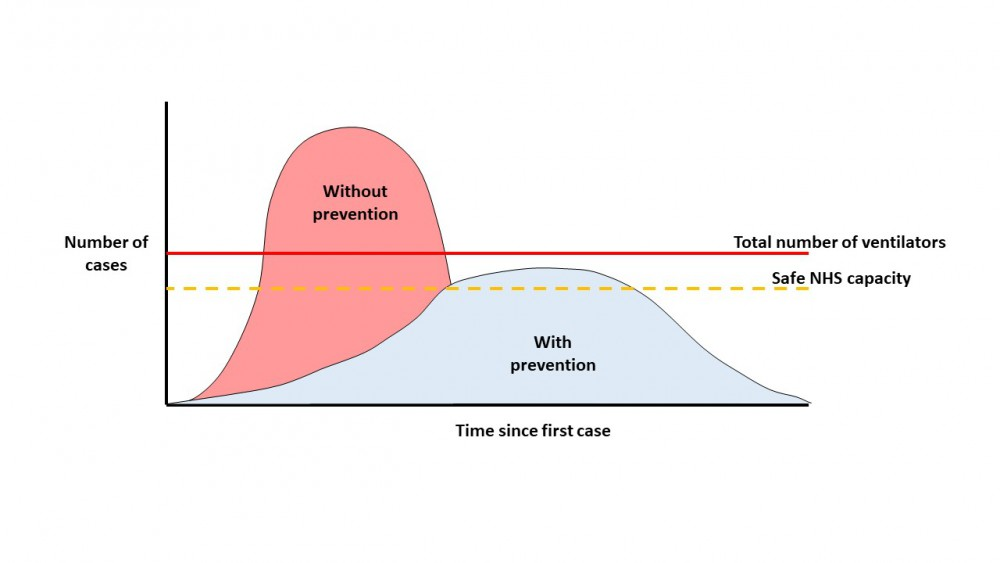 COVID-19 flatten the curve