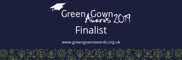 Green Gown Awards Finalists 2019