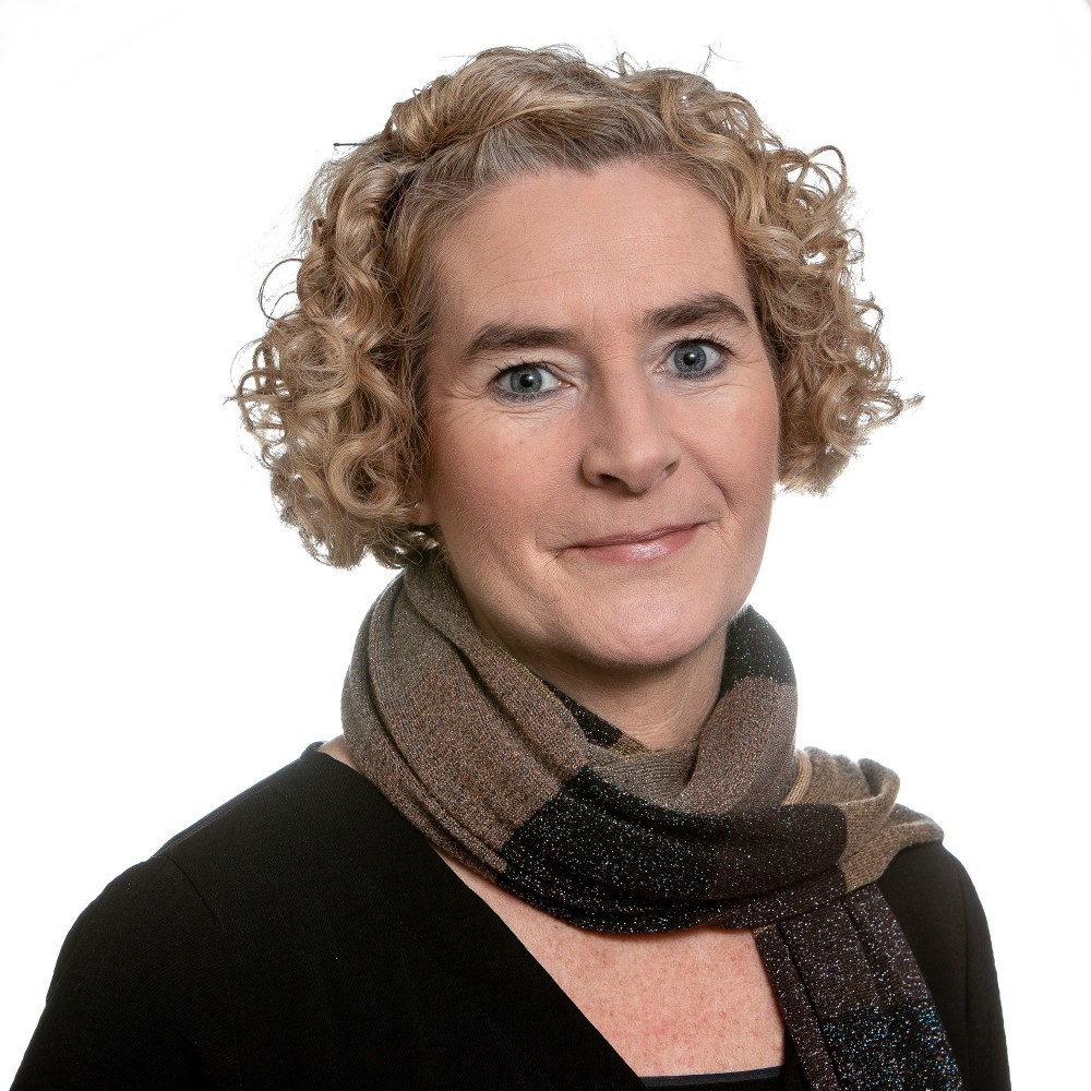Jan O'Driscoll, Head of Centre for Foundation Studies