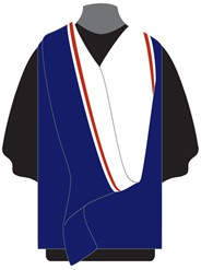 Graduation Academic Dress Master by Research