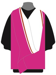 Graduation Academic Dress Master of Ministry