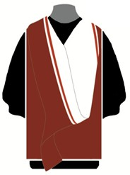 Graduation Academic Dress Master of Professional Studies