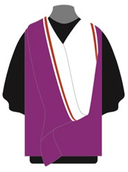 Graduation Academic Dress Master of Theology