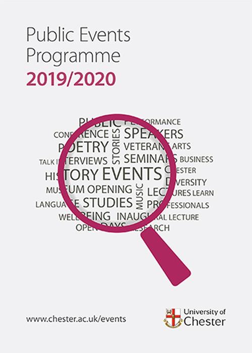 Public Events Programme 2019-20