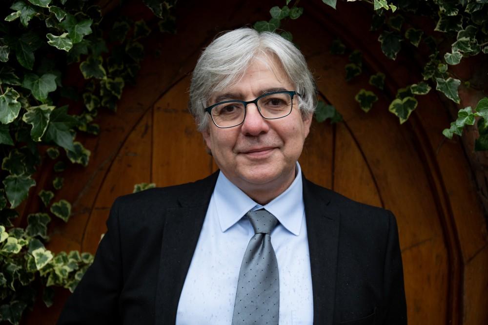 Professor John Alcolado, Executive Dean of Medicine at Chester Medical School.