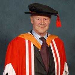 alumni Jeffery Lockett MBE DL