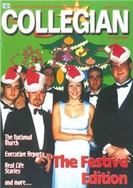Alumni Cestrian magazine 2000