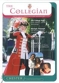 Alumni Cestrian magazine 2001