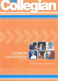 Alumni Cestrian magazine 2002