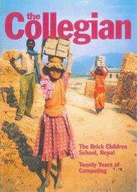 Alumni Cestrian magazine 2003