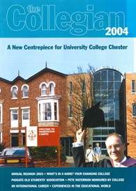 Alumni Cestrian magazine 2004