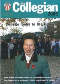 Alumni Cestrian magazine 2005