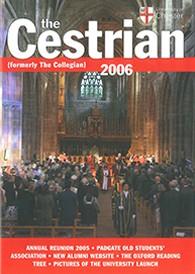 Alumni Cestrian magazine 2006
