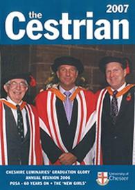 Alumni Cestrian magazine 2007