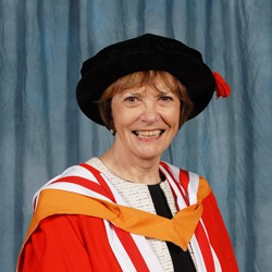 alumni Rt Hon Baroness Bakewell of Stockport DBE