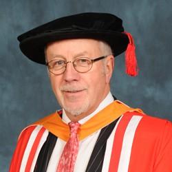 alumni Colin Parry OBE JP