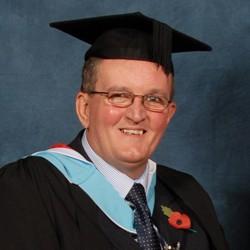 alumni David Thompson MBE DL