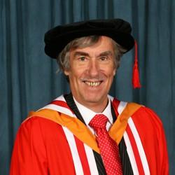 alumni  Dr David Collins CBE