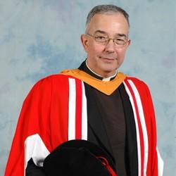 alumni The Very Rev Dr John Hall FSA FRSA
