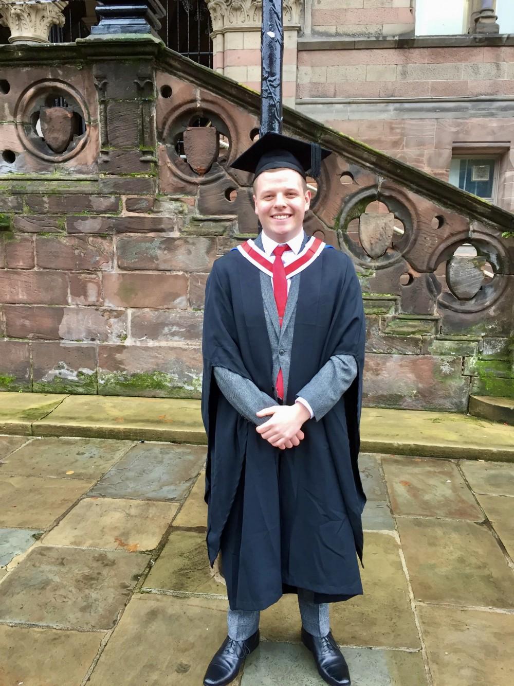 Alumni, Graduate Story