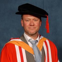 alumni Jason McCue