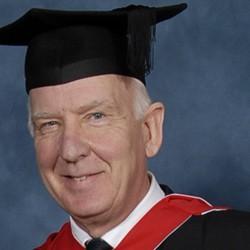 John Richards OBE DL