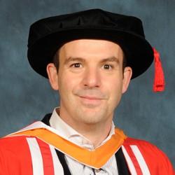alumni Martin Lewis OBE