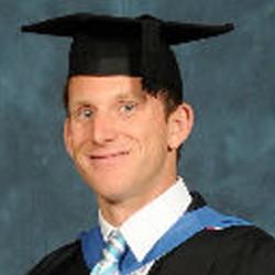 alumni Matthew Langridge MBE