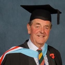 alumni Michael Trevor Barnston MBE JP DL
