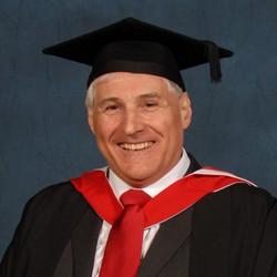 alumni Norman Goodwin CBE