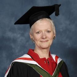 alumni  Polly Dangerfield