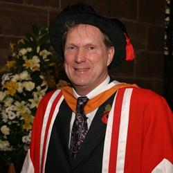 alumni  Professor G McGregor-Reid