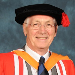alumni Professor Philip Love CBE DL