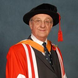 alumni Professor Sir John Enderby CBE FRS