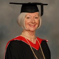 alumni  Sandra Rudd