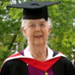 alumni Shirley Hughes CBE